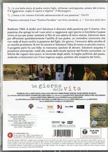 Un giorno della vita di Giuseppe Papasso - DVD - 2