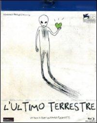 Cover Dvd ultimo terrestre (Blu-ray)