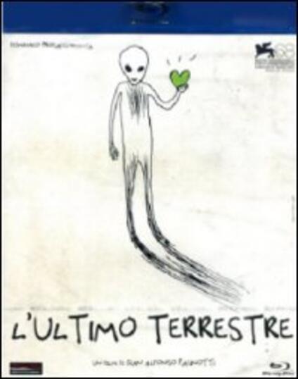 L' ultimo terrestre di Gian Alfonso Pacinotti - Blu-ray