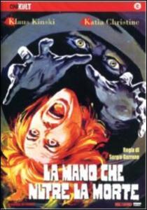 La mano che nutre la morte di Sergio Garrone - DVD