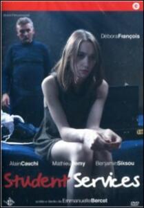 Student Services di Emmanuelle Bercot - DVD