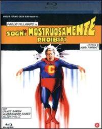 Cover Dvd Sogni mostruosamente proibiti (Blu-ray)