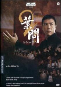 Ip Man 2 di Wilson Yip - DVD