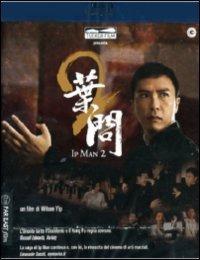Cover Dvd Ip Man 2 (Blu-ray)