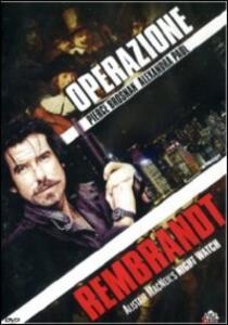 Night Watch. Operazione Rembrandt di David Jackson - DVD