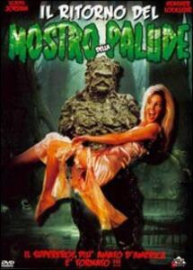 Il ritorno del mostro della palude di Jim Wynorski - DVD