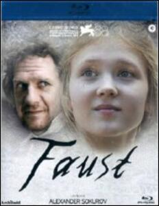 Faust di Aleksandr Sokurov - Blu-ray