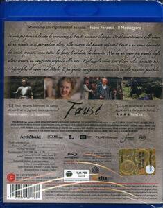Faust di Aleksandr Sokurov - Blu-ray - 2