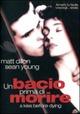 Cover Dvd Un bacio prima di morire