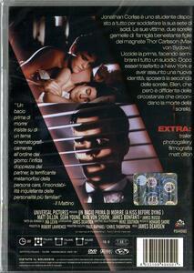 Un bacio prima di morire di James Dearden - DVD - 2