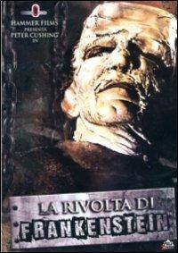 Locandina La rivolta di Frankenstein