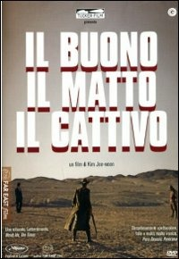 Cover Dvd buono il matto il cattivo (DVD)