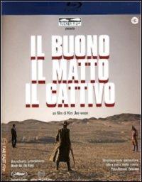 Cover Dvd buono il matto il cattivo (Blu-ray)