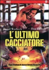 L' ultimo cacciatore di Anthony M. Dawson - DVD