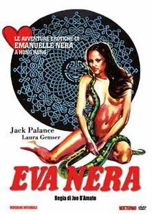 Eva nera (DVD) di Joe D'Amato - DVD