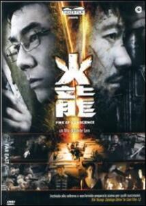 Fire Of Conscience di Dante Lam - DVD