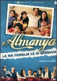 Cover Dvd Almanya. La mia famiglia va in Germania (DVD)