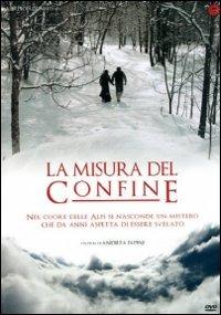 Cover Dvd misura del confine (DVD)