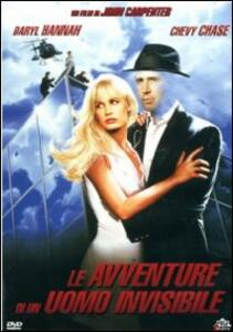Avventure di un uomo invisibile di John Carpenter - DVD
