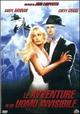 Cover Dvd DVD Le avventure di un uomo invisibile