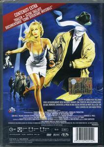 Avventure di un uomo invisibile di John Carpenter - DVD - 2