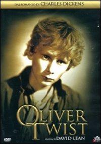 Cover Dvd Oliver Twist (DVD)