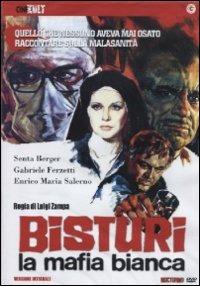 Cover Dvd Bisturi, la Mafia bianca (DVD)