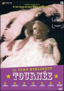 Tournée di Mathieu Amalric - DVD