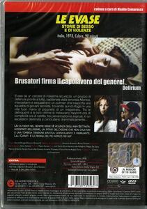 Le evase. Storie di sesso e di violenze di Conrad Brueghel - DVD - 2