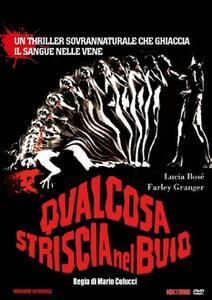 Qualcosa striscia nel buio (DVD) di Mario Colucci - DVD