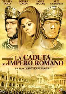 La caduta dell'Impero Romano di Anthony Mann - DVD