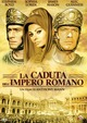 Cover Dvd La caduta dell'impero romano