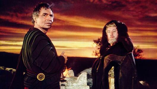 La caduta dell'Impero Romano di Anthony Mann - DVD - 4
