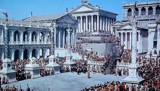 La caduta dell'Impero Romano di Anthony Mann - DVD - 5