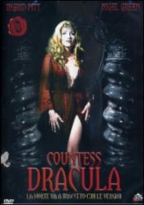 Countess Dracula. La morte va a braccetto con le vergini di Peter Sasdy - DVD