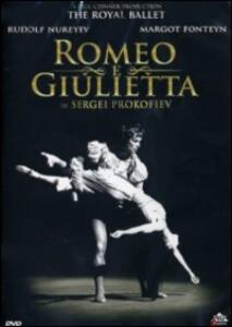 Sergei Prokofiev. Giulietta e Romeo di Paul Czinner - DVD