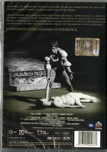 Sergei Prokofiev. Giulietta e Romeo di Paul Czinner - DVD - 2