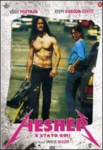 Hesher è stato qui di Spencer Susser - DVD