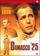 Cover Dvd Damasco '25