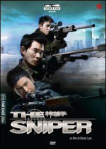The Sniper di Dante Lam - DVD