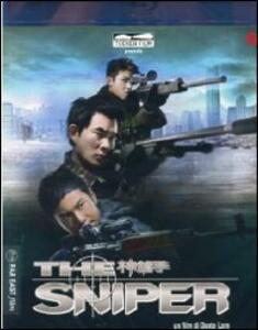 The Sniper di Dante Lam - Blu-ray