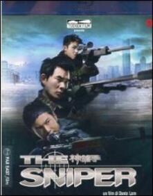 The Sniper di Dante Lam - Blu-ray