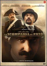Cover Dvd scomparsa di Patò (DVD)