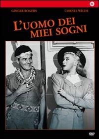 Cover Dvd uomo dei miei sogni (DVD)