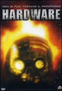 Hardware di Richard Stanley - DVD
