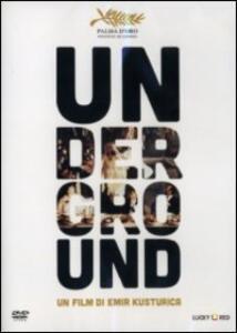 Underground di Emir Kusturica - DVD