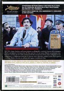 Underground di Emir Kusturica - DVD - 2