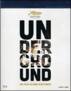 Underground di Emir Kusturica - Blu-ray
