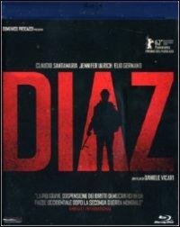 Cover Dvd Diaz (Blu-ray)