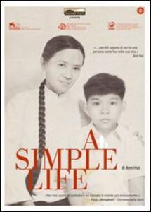 A Simple Life di Ann Hui - DVD